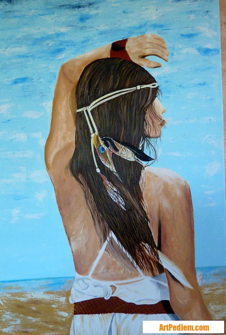 Artiste Jean-luc houchard