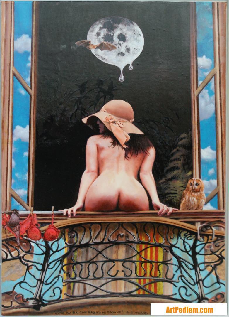 Artiste Bonnand alain