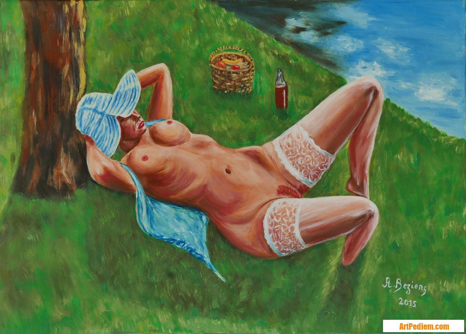 Artiste Alain beziers