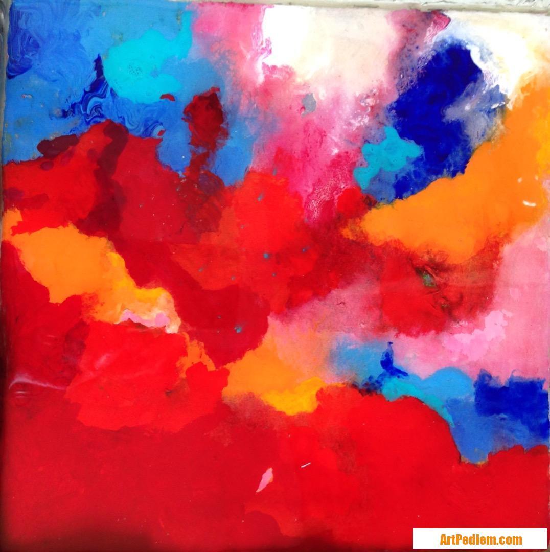 Oeuvre Poésie symphonique 2 de l'Artiste Beatriz Moya