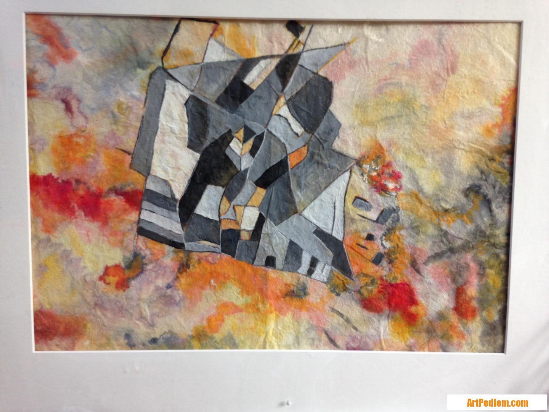 Oeuvre Arcueil de l'Artiste Beatriz Moya